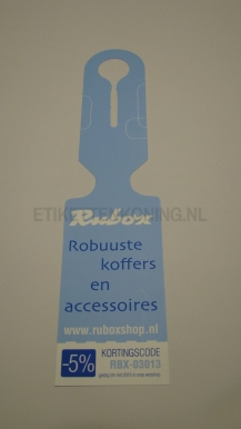 Promotionele labels