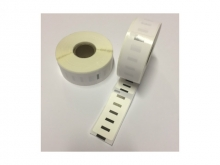DYMO compatible labels 11352 54x25mm S0722520 permanent klevend 500 labels