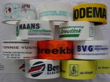 Specificaties Bedrukte tape (19 mm)